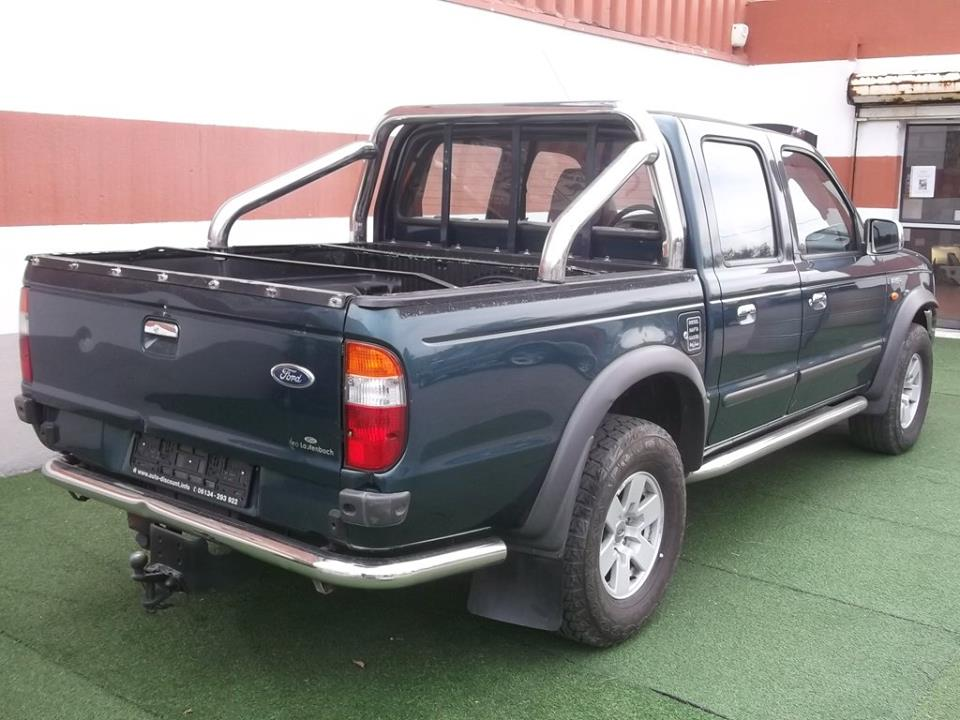 4x4 ford ranger 2 5 td double cabine ford vo679 garage all road village specialiste 4x4 a aubagne