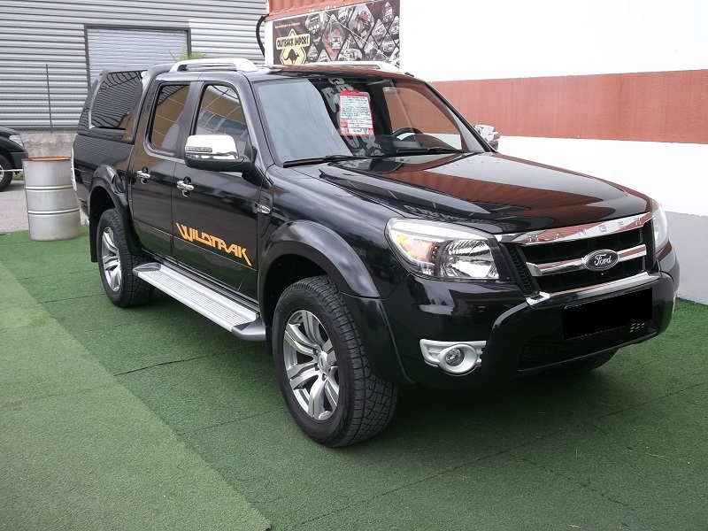 4x4 ford ranger 3 0 tdci 1 double cabine wildtrak ford. Black Bedroom Furniture Sets. Home Design Ideas