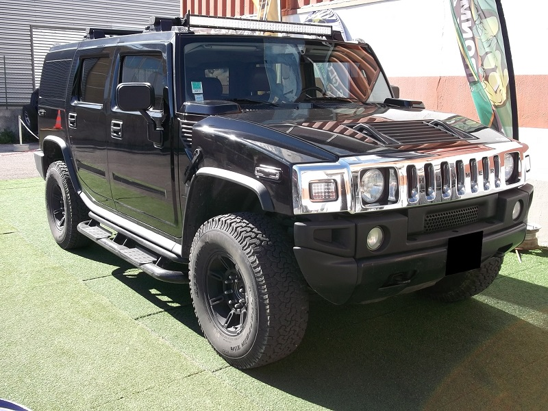 4x4 hummer h2 6 0 litres v8 essence boite auto hummer. Black Bedroom Furniture Sets. Home Design Ideas