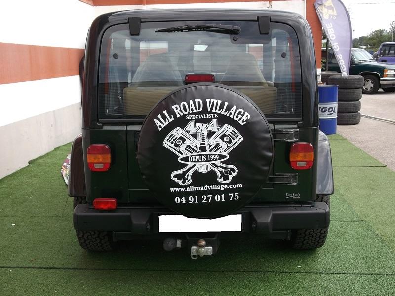 4x4 jeep wrangler tj 2 5l hard top jeep vo639 garage all. Black Bedroom Furniture Sets. Home Design Ideas