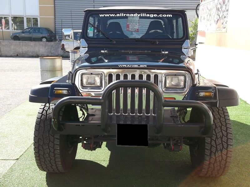 4x4 jeep wrangler yj 4 litres jeep vo652 garage all road. Black Bedroom Furniture Sets. Home Design Ideas