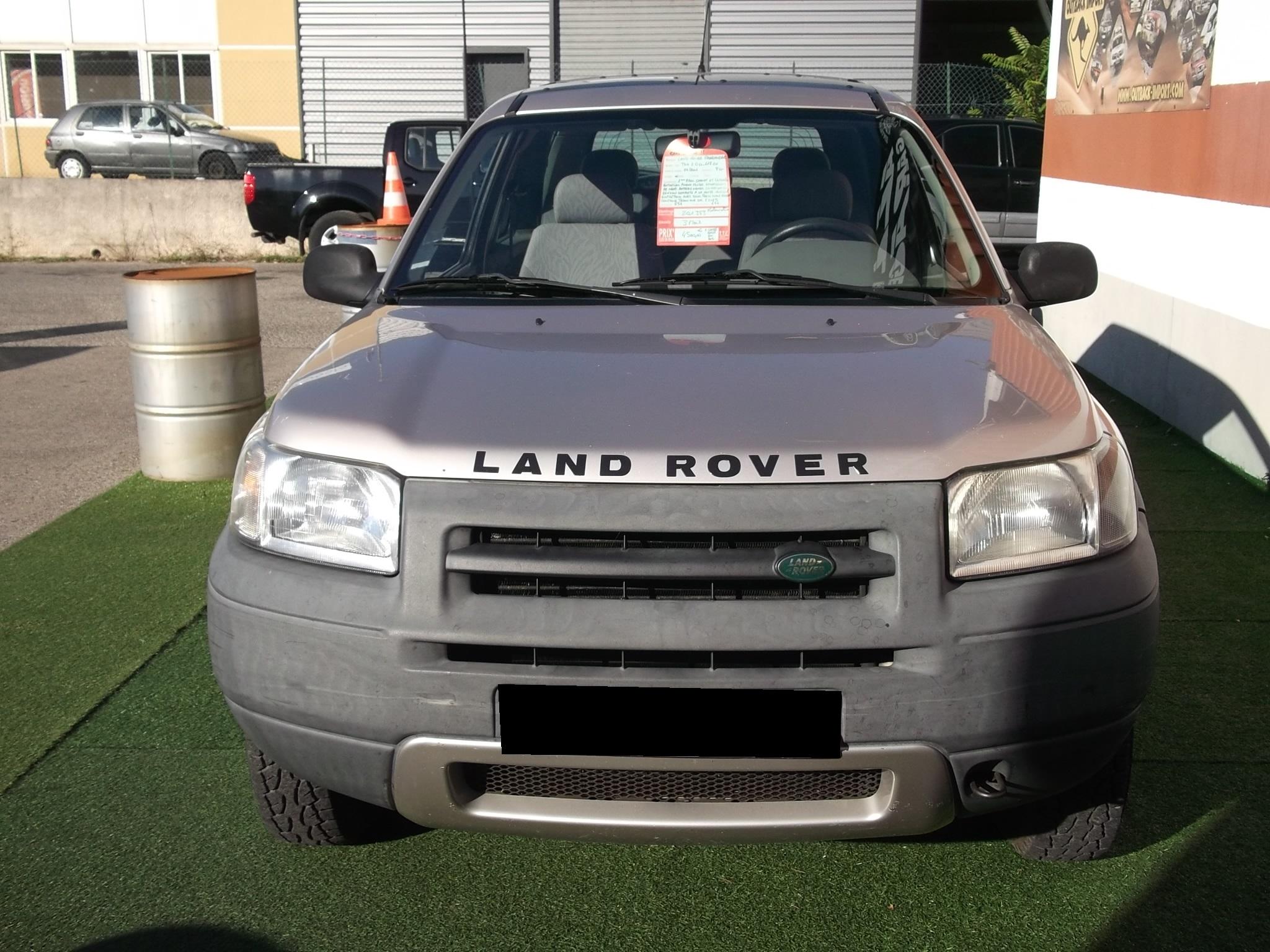 4x4 land rover freelander td4 2 0 litres hard top land rover vo654 garage all road village. Black Bedroom Furniture Sets. Home Design Ideas