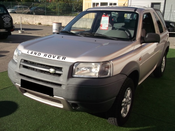 4x4 land rover freelander td4 2 0 litres hard top land