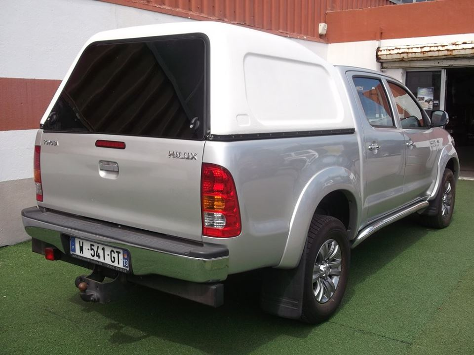 4x4 toyota hilux 3 0 d 4d double cabine avec hard top toyota vo683 garage all road village. Black Bedroom Furniture Sets. Home Design Ideas