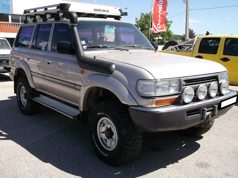 4x4 toyota land cruiser hdj 80 vx 12 soupapes prepa raids. Black Bedroom Furniture Sets. Home Design Ideas