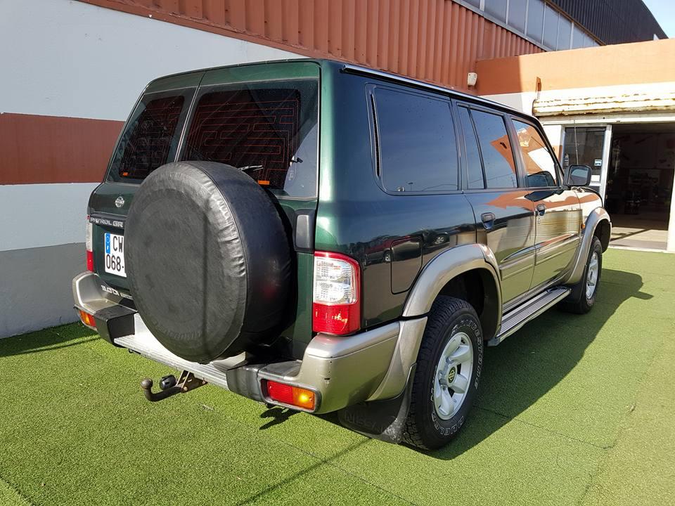 4x4 nissan patrol gr y61 3 0 litres di long vo689 garage for Garage nissan aix en provence occasion