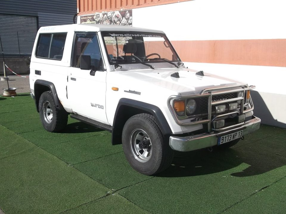 destockage 4×4 toyota