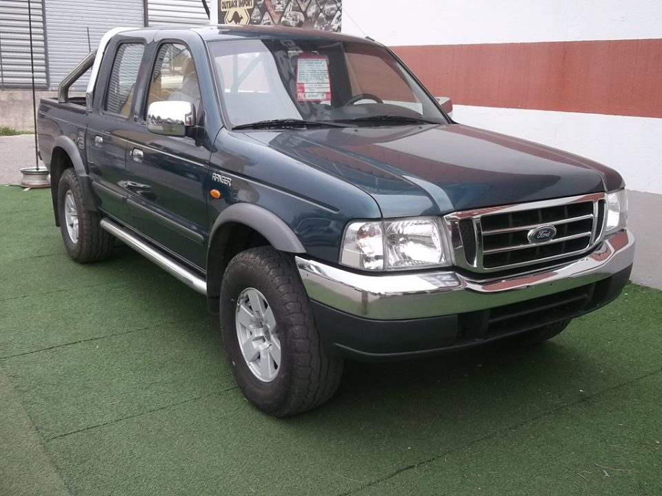 4x4 ford ranger 2 5 td double cabine ford vo679 garage for Garage ford ploermel occasion