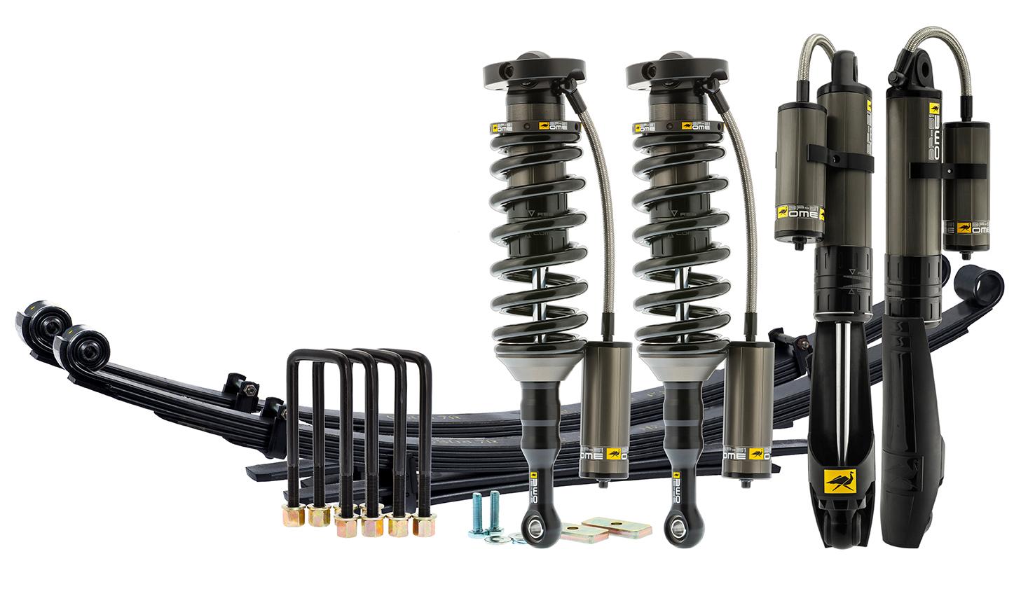 kit du suspension complet bp51 ome pour toyota hilux vigo ome 7972 garage all road village. Black Bedroom Furniture Sets. Home Design Ideas