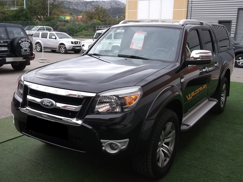 4x4 ford ranger 3 0 tdci 1 double cabine wildtrak ford